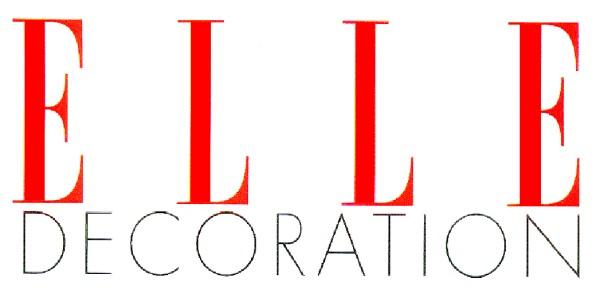 Elle d coration chiffres acpm for Elle deco logo